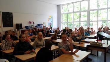 Groep 8 – Op schoolkamp!