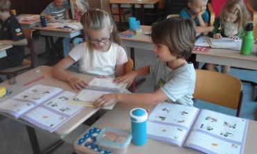 Groep 3b – Een kijkje in de klas