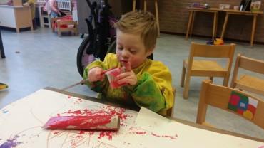 Voorschool – De kunstenaar