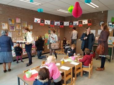 Voorschool – Afsluiting 'Kunst'
