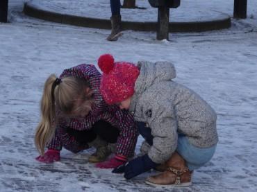 Kleuterbouw – Het is winter!