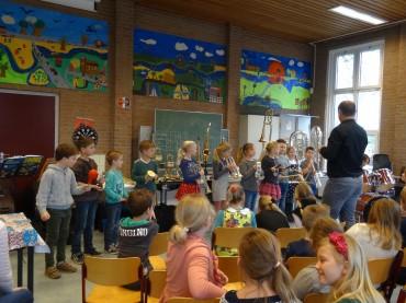 Muziek in de school!