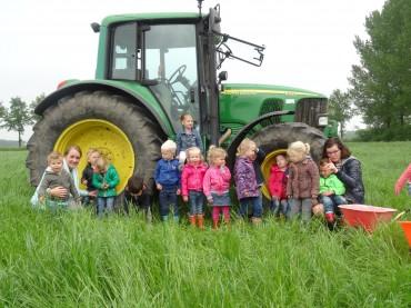 Voorschool – Boerderijbezoek