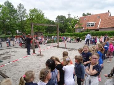 Ons schoolplein wordt vernieuwd!