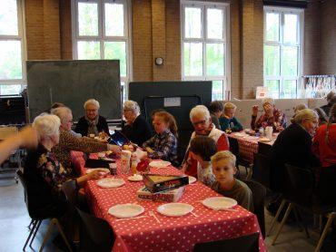 Groep 6 viert pannenkoekendag