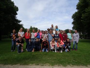 Het schoolkamp van groep 8…