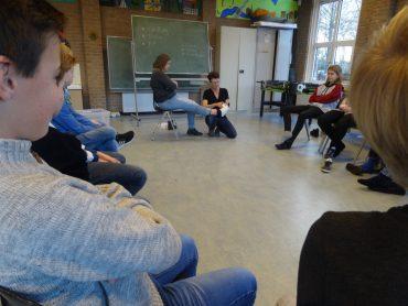 Groep 8 krijgt Jeugd-EHBO-les