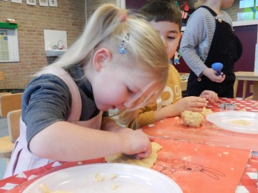 Instroomgroep – Thema 'Feest'