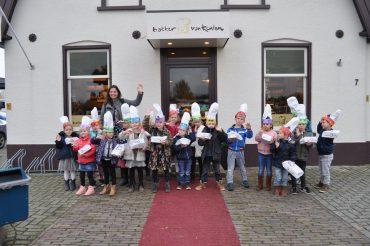Groep 1-2a bezoekt Bakkerij Van Keulen