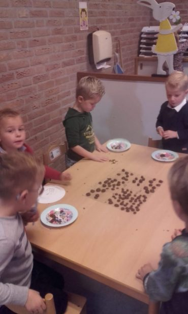 Lekkere kruidnootjes in groep 1-2a