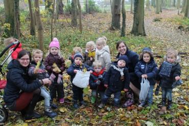 Voorschool – Uitje naar het bos