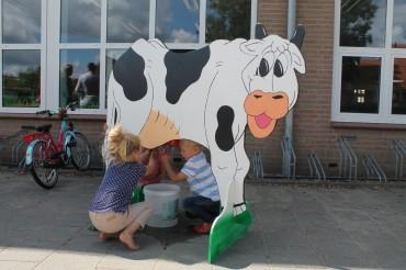 Voorschool – Afsluiting thema 'De boerderij'