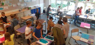Groep 5 – Workshop over 'taal'